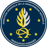 Ecusson Gendarmerie Nationale